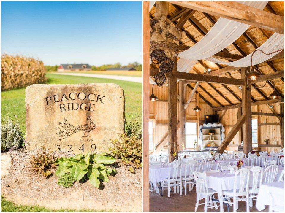 Ohio Wedding Photographer Pea Ridge Fall Rustic Venue In Northeast Loren Jackson Photography Akron Sunflower