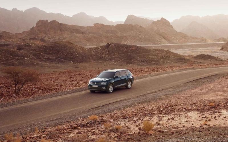 Volkswagen Teramont SEL 2020 Volkswagen, Sport utility