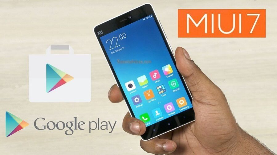 Download Google Play Store APK for Xiaomi MIUI phones