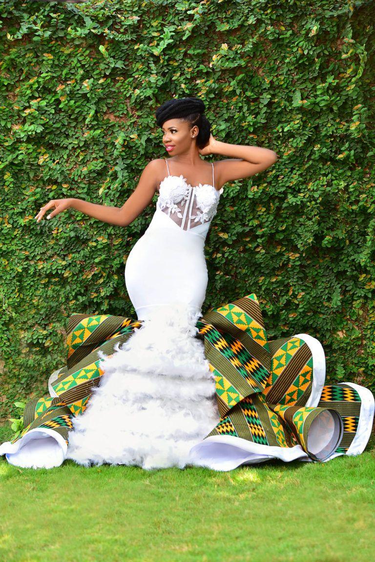 Ghanaian designer brand avonsige fashion dress pinterest