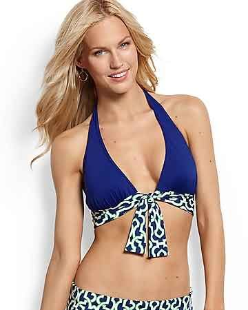 I can't wait to rock this bikini for our 10th Anniversary trip to Maui.   Tommy Bahama - Malibu Medallion