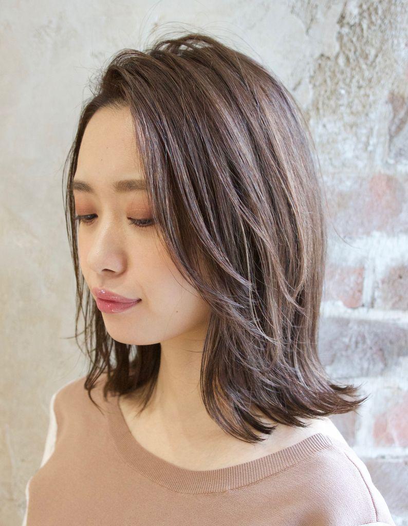 髪型 ハネ 代 50 外