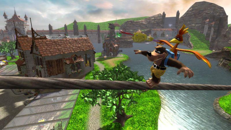 Banjo Kazooie Nuts Videogames
