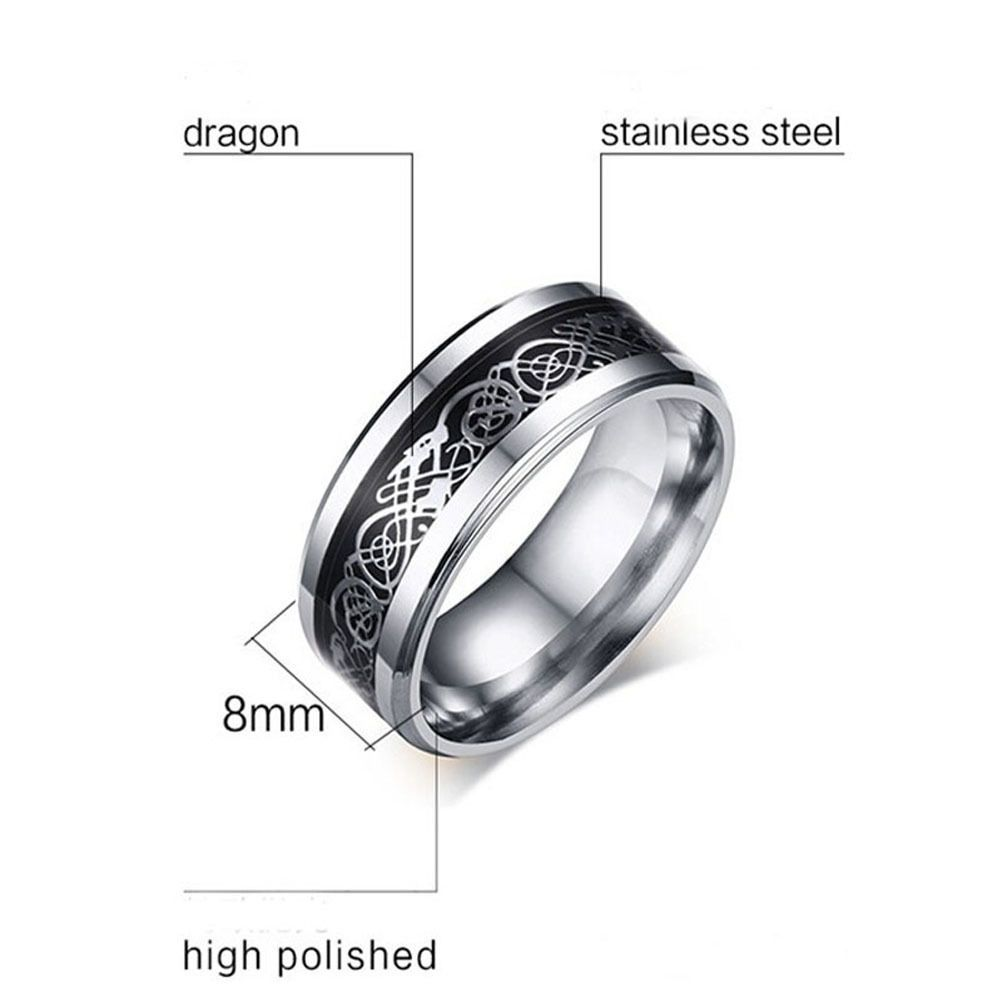 Rings Ebay Fashion Products Rings Dragon Ring Silver