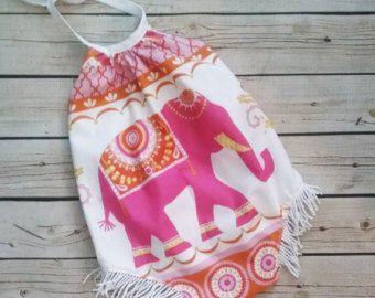 Boho mameluco-pluma mameluco Sunsuit por vintagestitches en Etsy