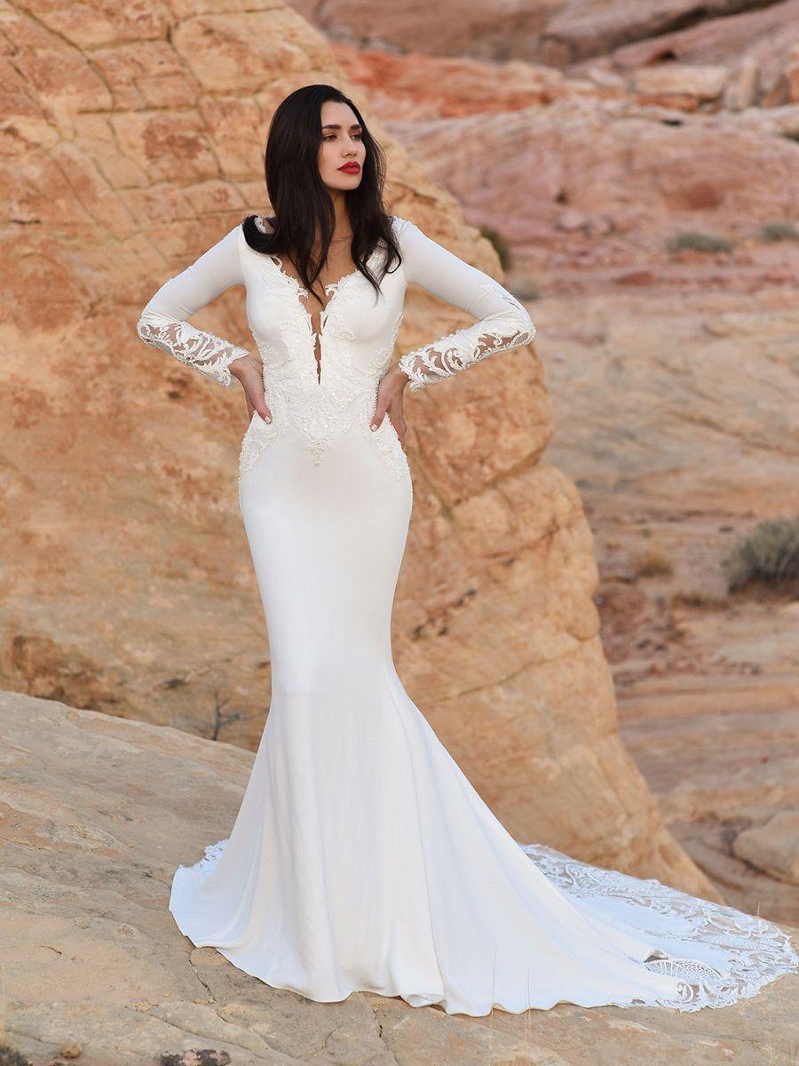 Cherish bridal collection in melbourne in 2020 crepe