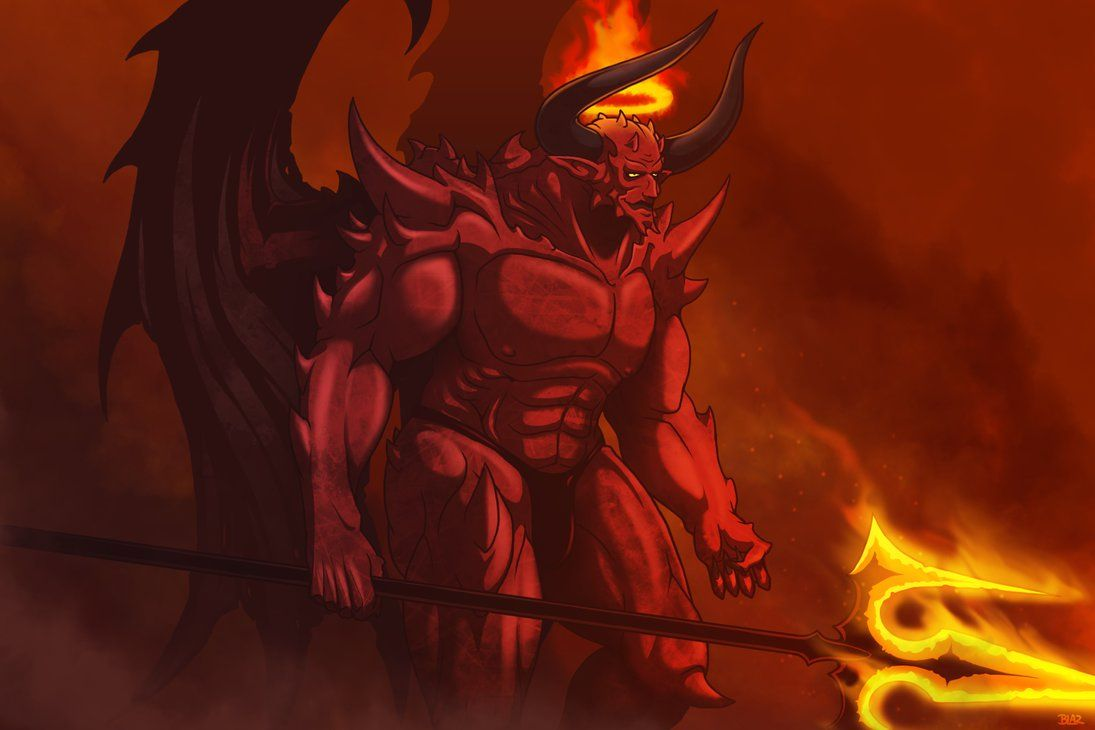 Mephistophel by Blazbaros on DeviantArt