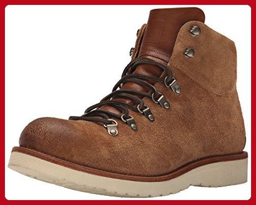 FRYE Men's Evan Hiker Boot, Caramel, 8 M US - Mens world (*Amazon Partner-Link)