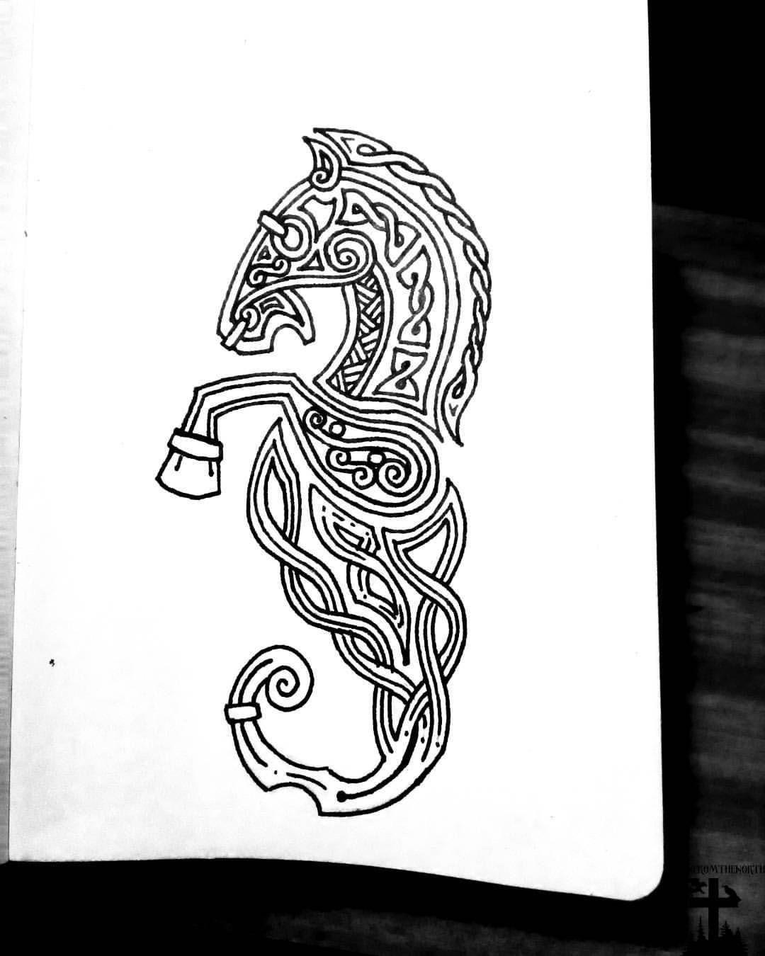 Pin by Branislav Jovanović on Tattoos in 2020   Celtic ...