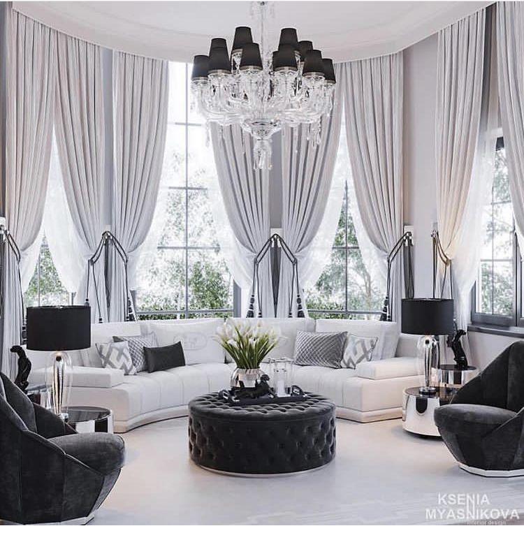 Pin By Sana Hasan On Furniture Design Home Curtains Elegant