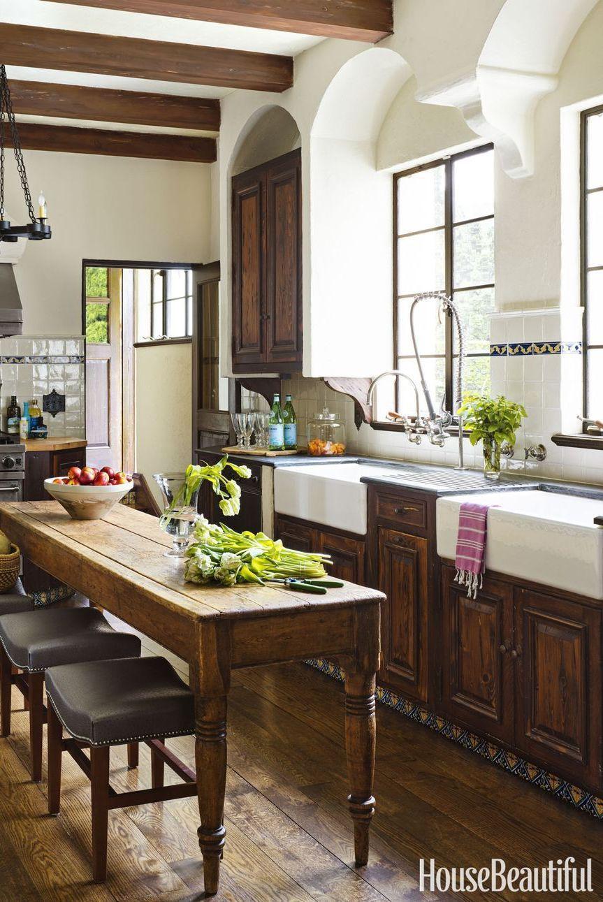 15 Cocinas rústicas y acogedoras | Mi Arquitectura | Pinterest ...