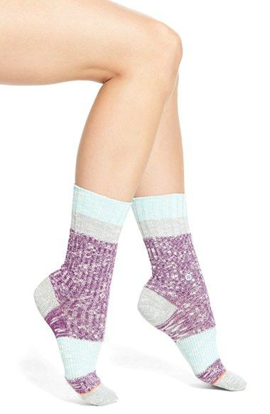 77134954be0 Stance  Bear  Combed Cotton Crew Socks available at  Nordstrom ...
