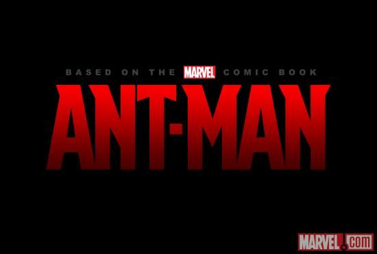 Ant Man Official Logo Ant Man Ant Man Movie Ants