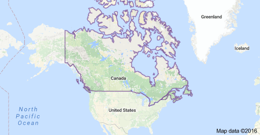Image result for Canada has the longest coastline of any country in the world.