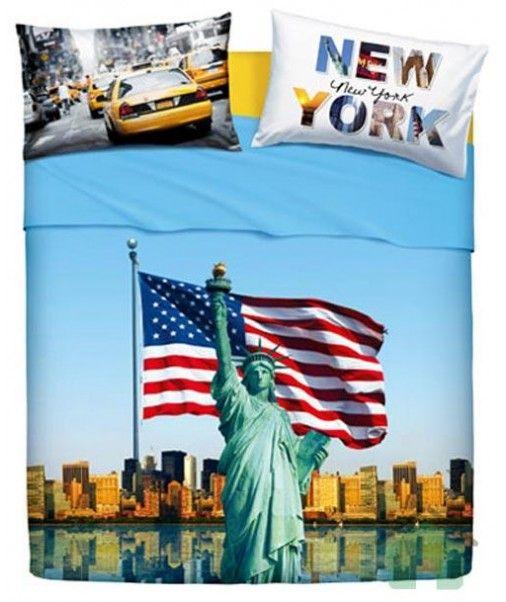 Set Copripiumino Bassetti Per Letto Matrimoniale American Dream Home Innovation Lenzuola Copripiumino Matrimoniale