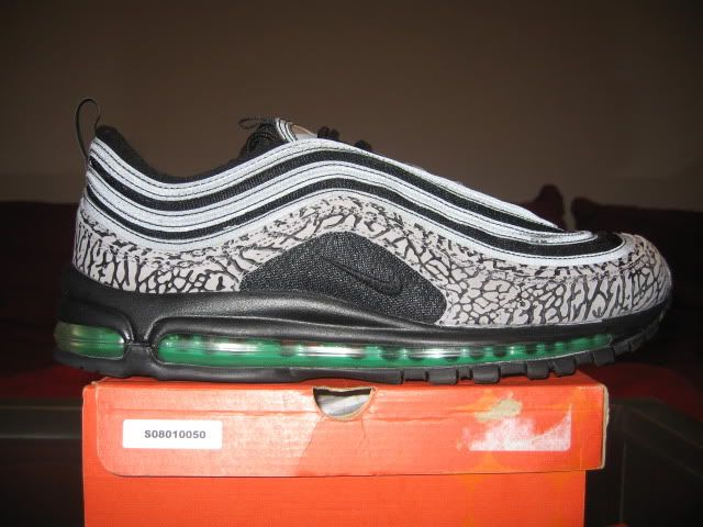 new style 7083b 04094 Air Max 97 Kashima Antlers '06. The green bubble makes this ...