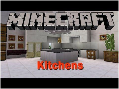 Minecraft Interior Design Kitchen . 11 Excellent Minecraft ...