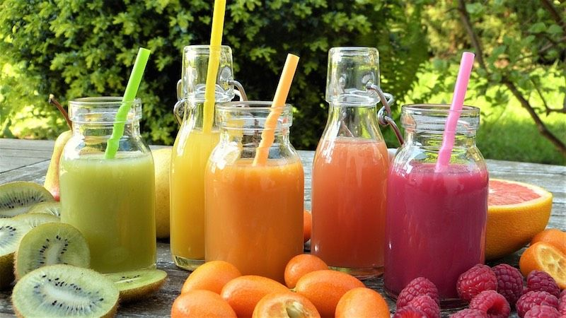 What To Drink During A Juice Fast #juicefast