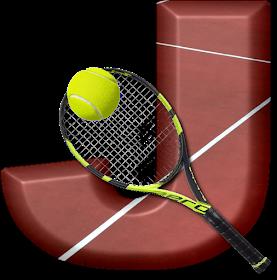 Alphabets By Monica Michielin Alfabeto Tenis Esporte Png Tennis Sport Alphabet Png Tennis Sports Tennis Racket
