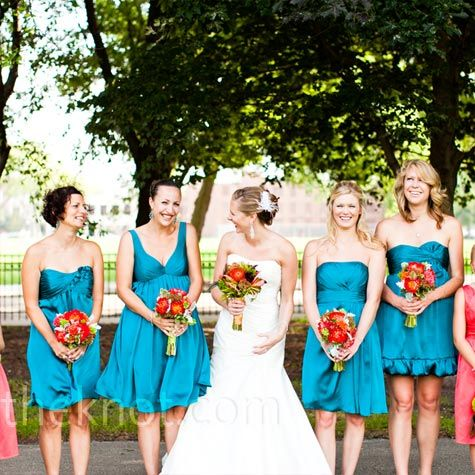 Oasis Bridesmaid Dresses - Ocodea.com