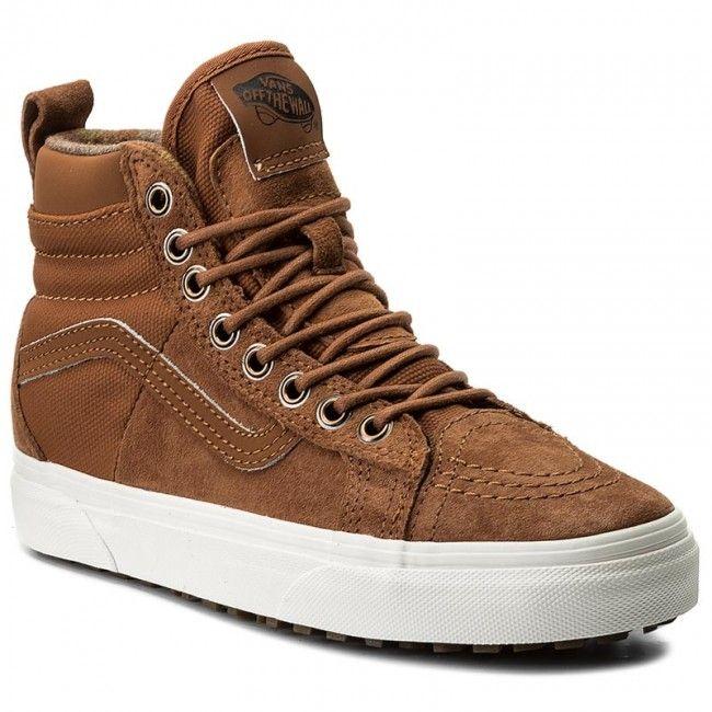 57453cae6c61c5 Sneakersy VANS - Sk8-Hi 46 Mte Dx VN0A3DQ5OGT (Mte) Glazed Ginger ...