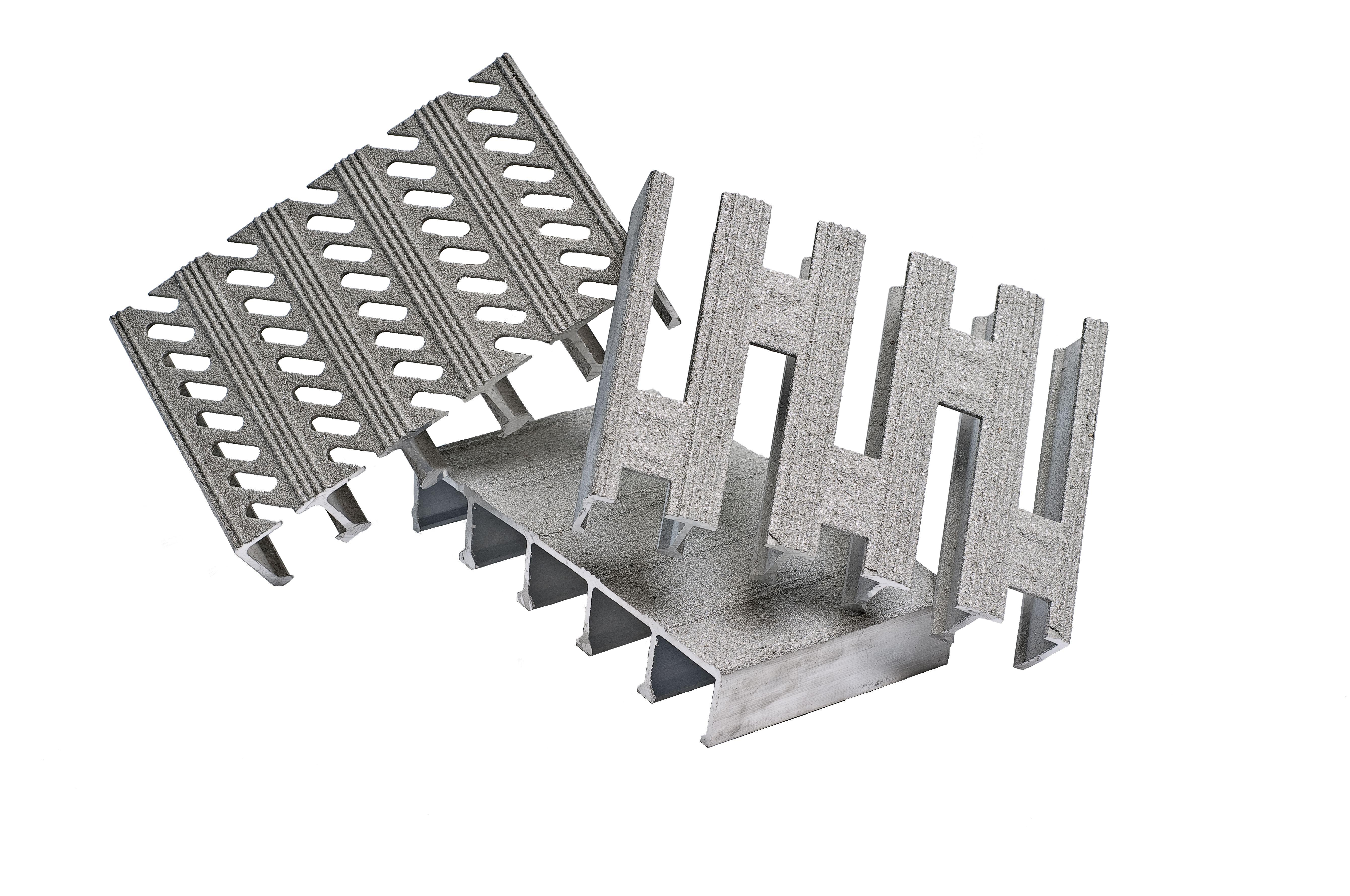 Plank Slipnot Aluminum Plank Provides A Strong Lightweight Flooring Alternative To Bar Grating And Fiberglass Punched Plank Aluminum Planks Plank Aluminum