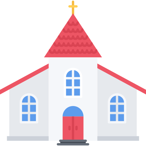 Church Free Vector Icons Designed By Freepik Vector Icon Design Free Icons Vector Free