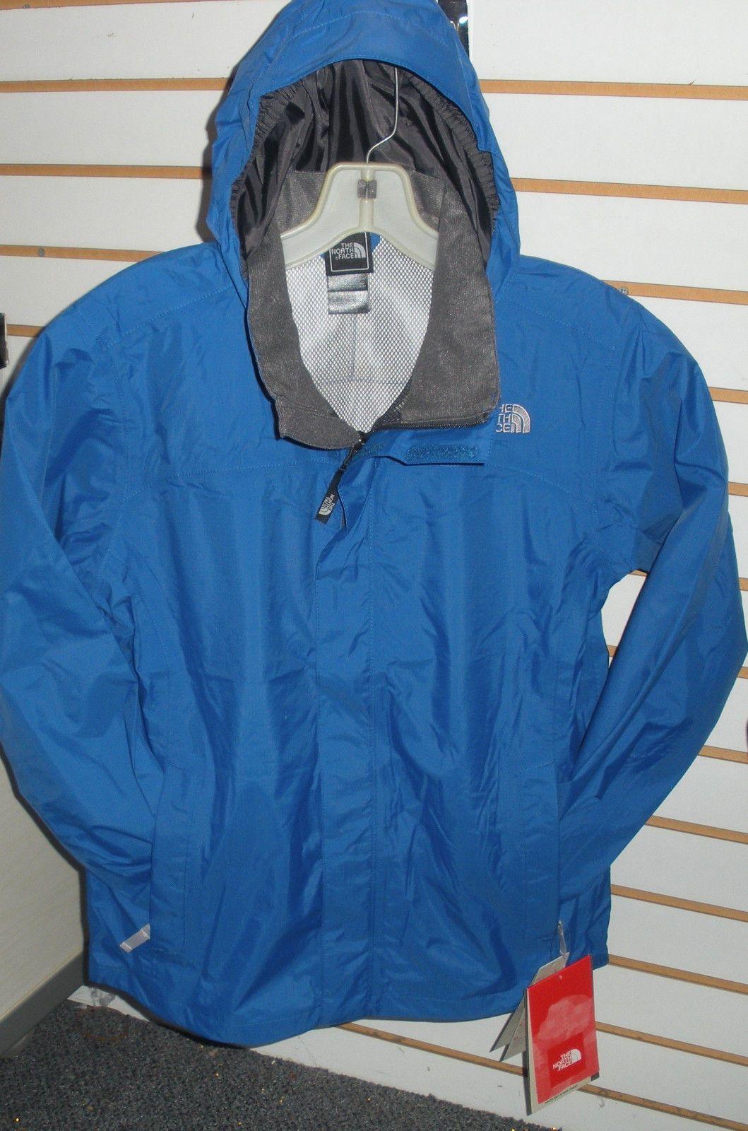 072c593f9ae6 Outerwear 51933  The North Face Boys Resolve Rain Jacket- Waterproof -Aqfy-  Nautical