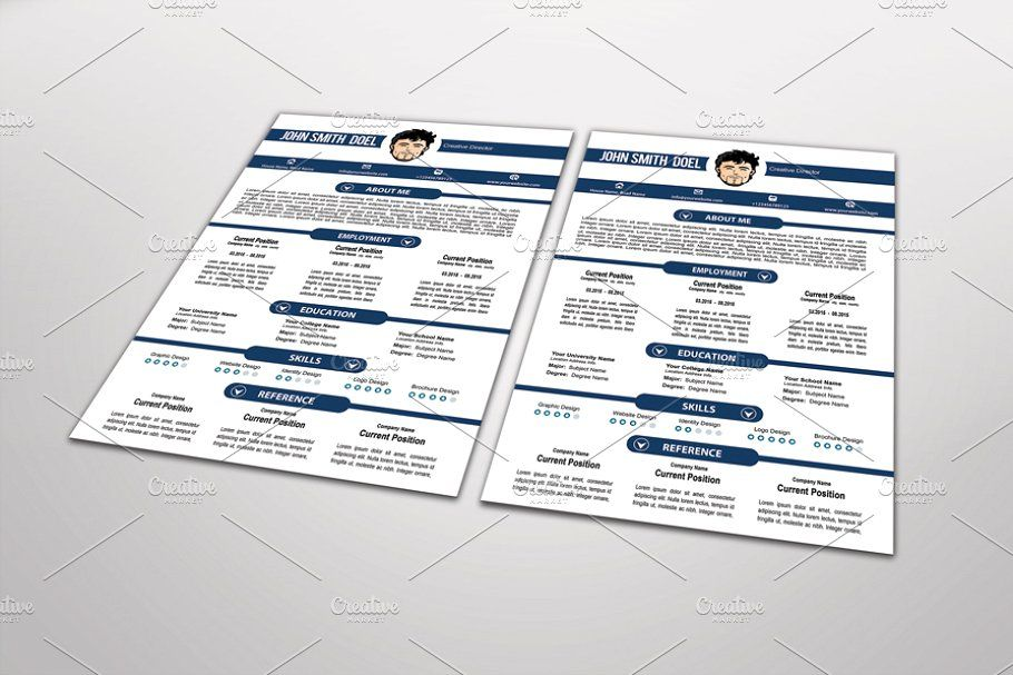 Ulova Resume Template in 2020 Resume template, Resume