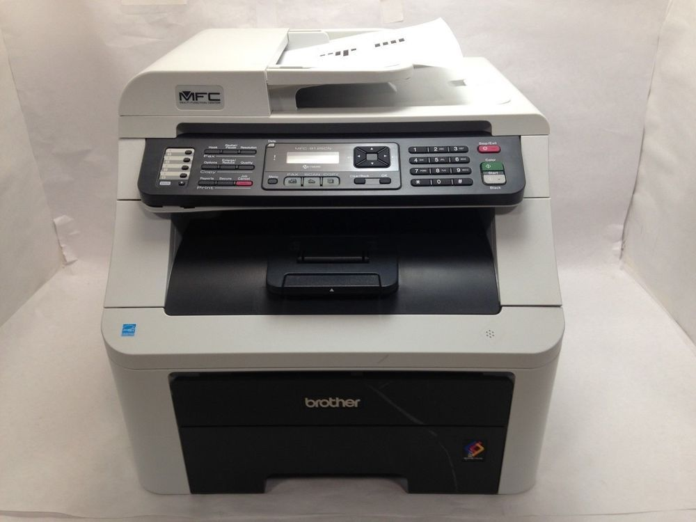 Brother MFC-9125CN Printer Drivers Download Free