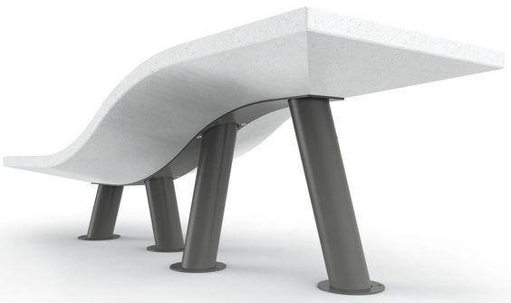 DIANE by Metalco diseño Studio Wilmotte