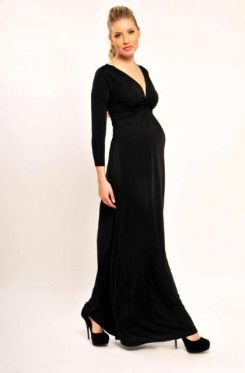 beaucute.com long sleeve maternity dress (22) #maternitydresses
