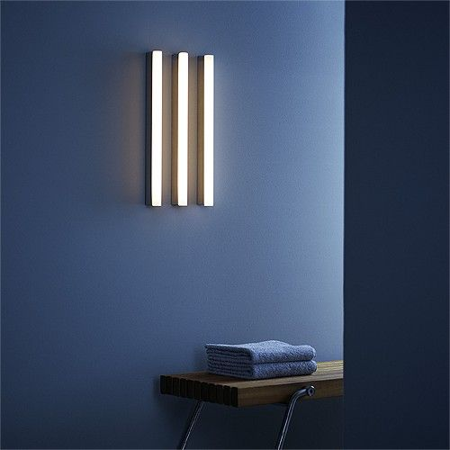 symetrics modern bathroom concepts from dornbracht wwwfurniturefashioncom lighting produces a sensory affect - Designer Bathroom Light Fixtures