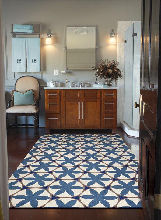 Hannah French Blue Area Rug Available At Avalon Flooring