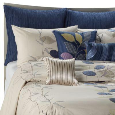 Serena Blue Duvet Cover Blue Duvet Blue Duvet Cover Bed Bath And Beyond