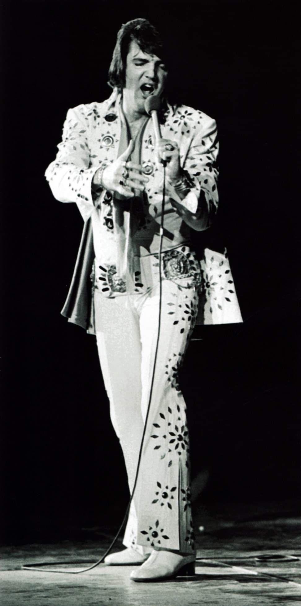 Elvis Presley 1972 April 11