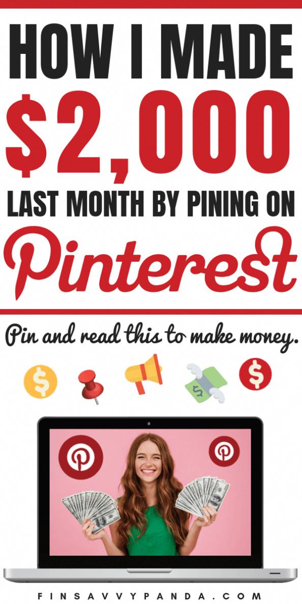 How to Make Money on Pinterest in 2020 (For Beginn