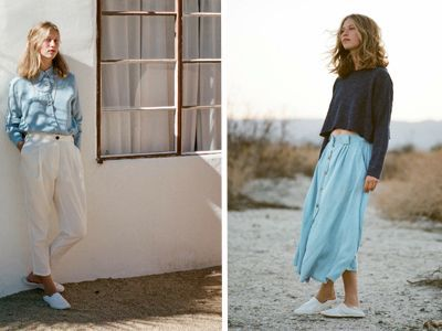 For a label called Objects Without Meaning, they sure make clothing that conjures up an awful lot of wistful daydreams.