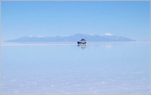 Salar de Uyuni,Bolivia
