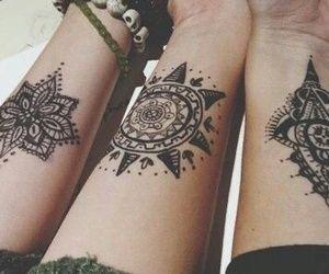 Henna Tattoo Miami : Henna tattoo triplea three best friends tattoos
