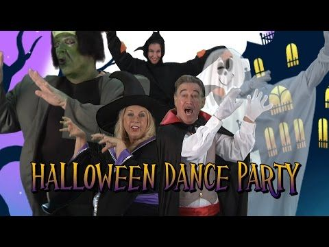 halloween songs for kids halloween dance party halloween songs jack hartmann youtube