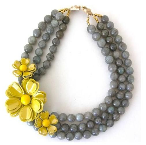 Necklace Design Ideas find this pin and more on necklace design inspiration for the multistrand clasp idea Diy 11 Beautiful Ideas For Necklace Beautiful Way To Repurpose Your Vintage Jewelry
