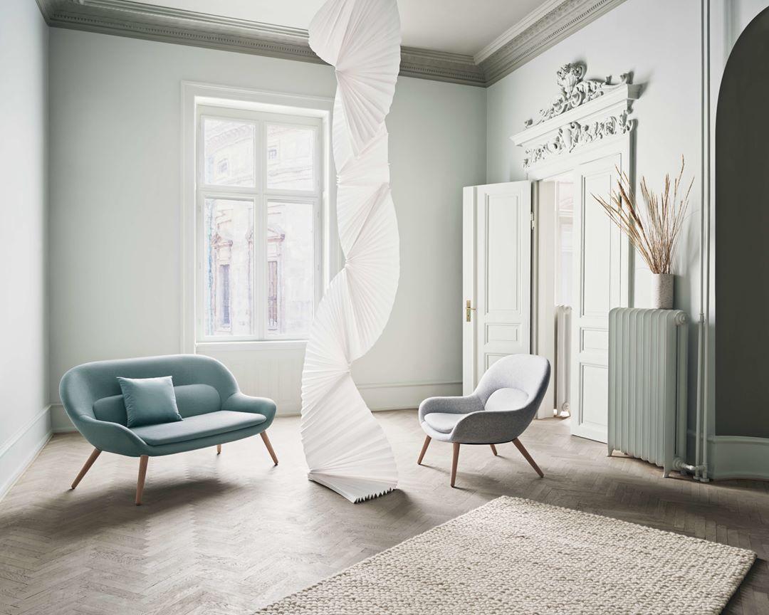 New Scandinavian Design On Instagram A Modern Nordic Expression Meets 1950s Classi In 2020 Modern Scandinavian Furniture Furniture Design Modern Scandinavian Design