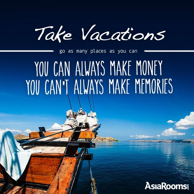 Go Travel Vacations: Take Vacations. Go As Many Places As You Can. You Can
