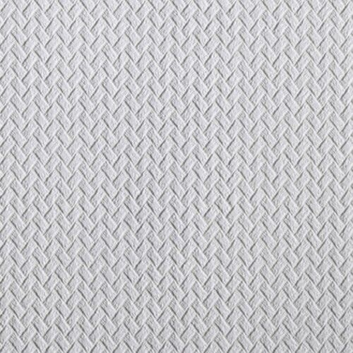 Awesome Patent Decor 3D Basket Weave Paintable Wallpaper
