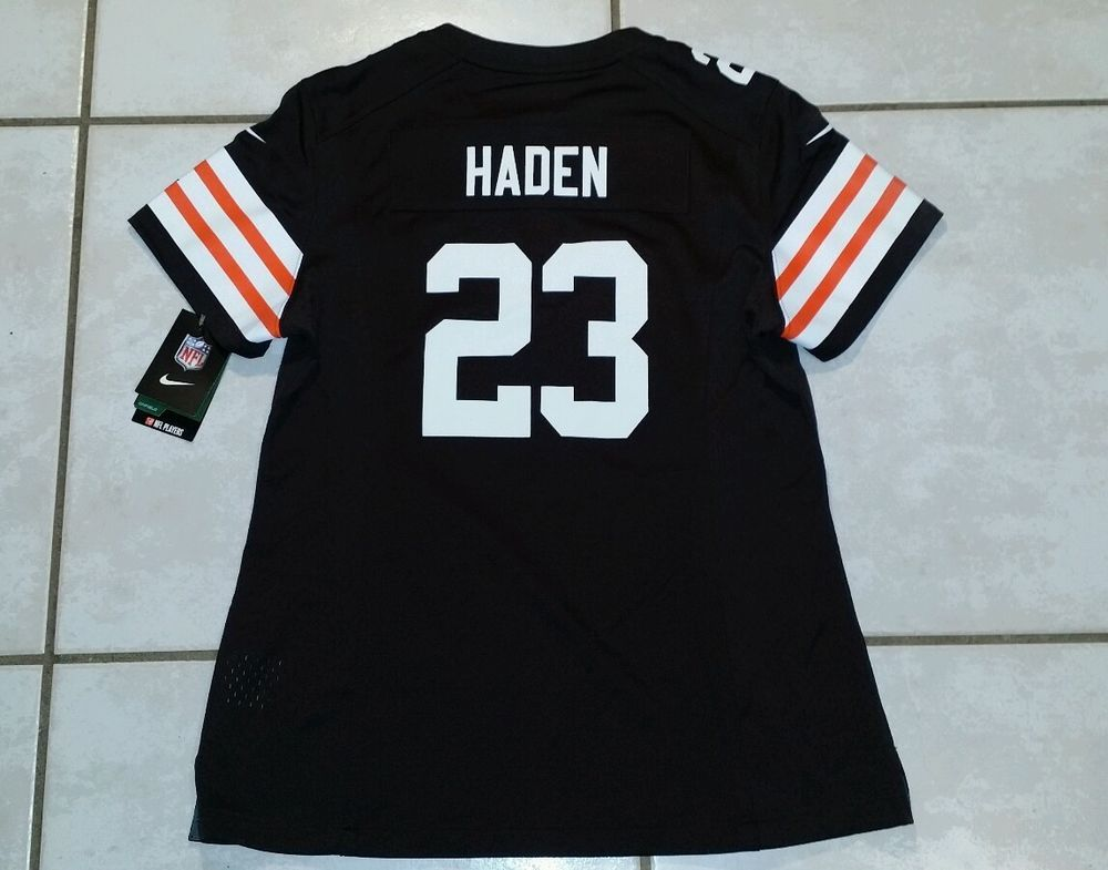 Joe Haden NFL Jersey