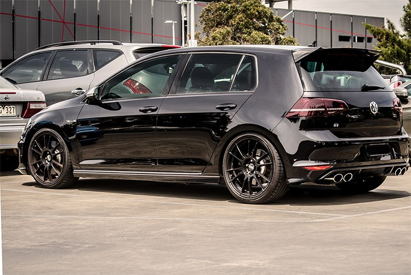 Pic From Another Angle At The Parking Lot Today Lol Mk6