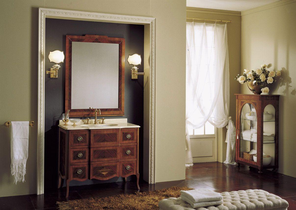 Мебель для ванных комнат Mobili di Castello: Inlaid #hogart_art ...