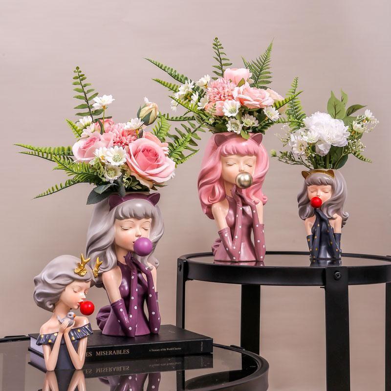 Photo of Nordic flower arrangement – L SIZE