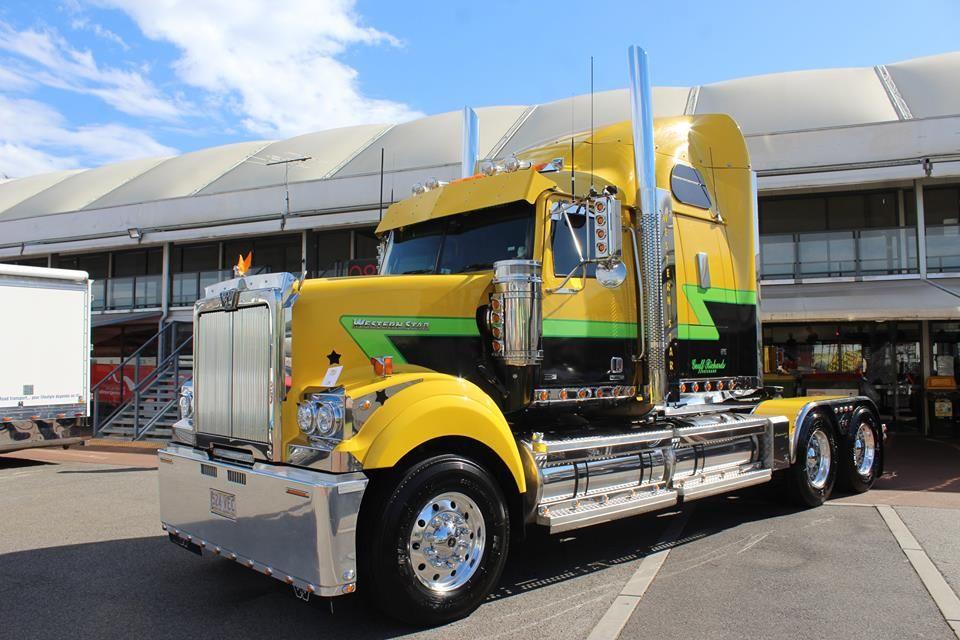 Western Star 4900 Fxt Seen In Melbourne Australia Western